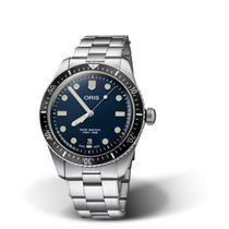 Oris Divers Sixty Five 01 733 7707 4055-07 8 20 18 new
