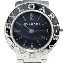 Bulgari Steel 22.9mm Quartz BB23SS pre-owned