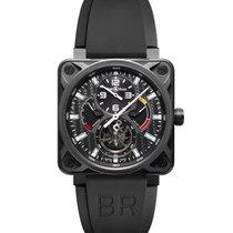 Bell & Ross BR 01 Titan 46mm Negru Fara cifre