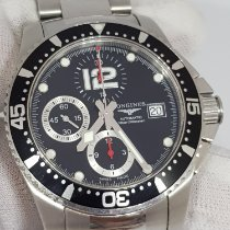 Longines HydroConquest L3.644.4.56.6 2012 pre-owned