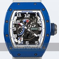Richard Mille RM 030 Titanio 50mm Transparente