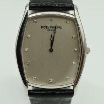 Patek Philippe Gondolo Platinum 29mm Silver No numerals