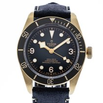 Tudor Black Bay Bronze 79250 2010 pre-owned
