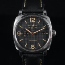 Panerai Radiomir 1940 3 Days Automatic Acier 45mm Noir Arabes France, Paris