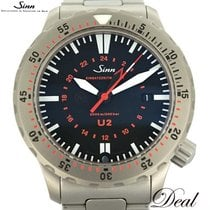 Sinn U2 Titanium 44mm Black