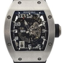 Richard Mille RM 010 RM010-WG pre-owned