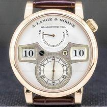 A. Lange & Söhne Zeitwerk 140.032 Very good 41.9mm Manual winding