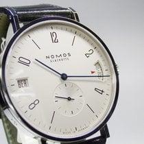 NOMOS Tangomat GMT Steel White