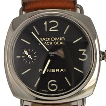 Panerai Radiomir Black Seal PAM00183 pre-owned