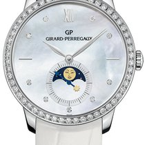 Girard Perregaux 1966 White gold 36mm Mother of pearl United States of America, New York, Airmont