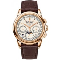 Patek Philippe 5270R Grand Complications Chronograph Rose Gold