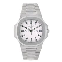 Patek Philippe Nautilus Mens Stainless Steel Watch 5711/1A-011...