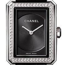 Chanel Women's watch Boy-Friend 21.5mm Quartz new Watch with original box and original papers 2019