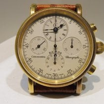 Chronoswiss Oro giallo 38mm Manuale CH 7221 nuovo Italia, Montecatini Terme