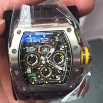 Richard Mille RM11-03 Automatisk Flyback Chronograph i Titanium