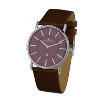 Jacques Lemans Classic York Steel 40mm Purple