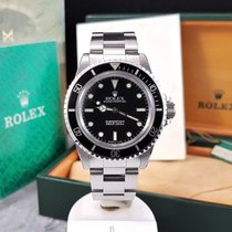 Rolex Submariner No Date 5513 / 1985 / Box and Papers / EU...