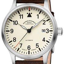 Mühle Glashütte Terrasport II nuevo Automático Reloj con estuche y documentos originales M1-37-47-LB