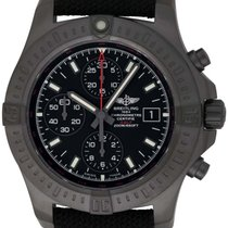 Breitling : Colt Chronograph :  M1338810/BE99 :  Blacksteel : NEW