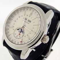 Blancpain Le Brassus Platinum 42mm Silver Arabic numerals United States of America, California, Los Angeles