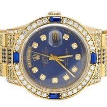 Rolex Day-Date 36 36mm Bleu