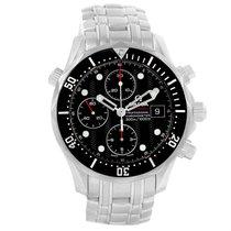 Omega Seamaster 300m Chronograph Watch 213.30.42.40.01.001 Box...