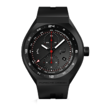 포르쉐 디자인 MONOBLOC ACTUATOR 24H -Chronotimer  All Black