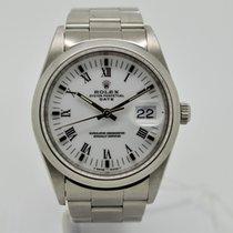 Rolex Oyster Perpetual Date 15200 Πολύ καλό Ατσάλι 34mm Αυτόματη