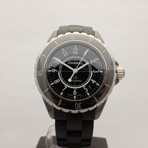 Chanel J12 Automatic Black Dial 38MM Ref.H0685