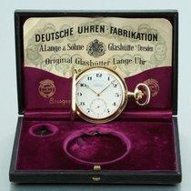 아랑게운트죄네,중고시계,박스 있음, 서류 있음,55 mm,핑크골드