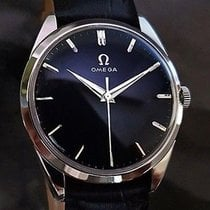 Omega new Manual winding Steel