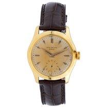 Patek Philippe Calatrava 2532 18k Gold dial 34.5mm Manual watch