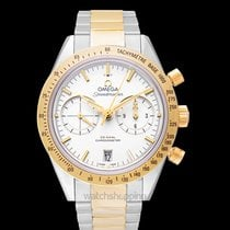 Omega Speedmaster '57 Yellow gold United States of America, California, San Mateo