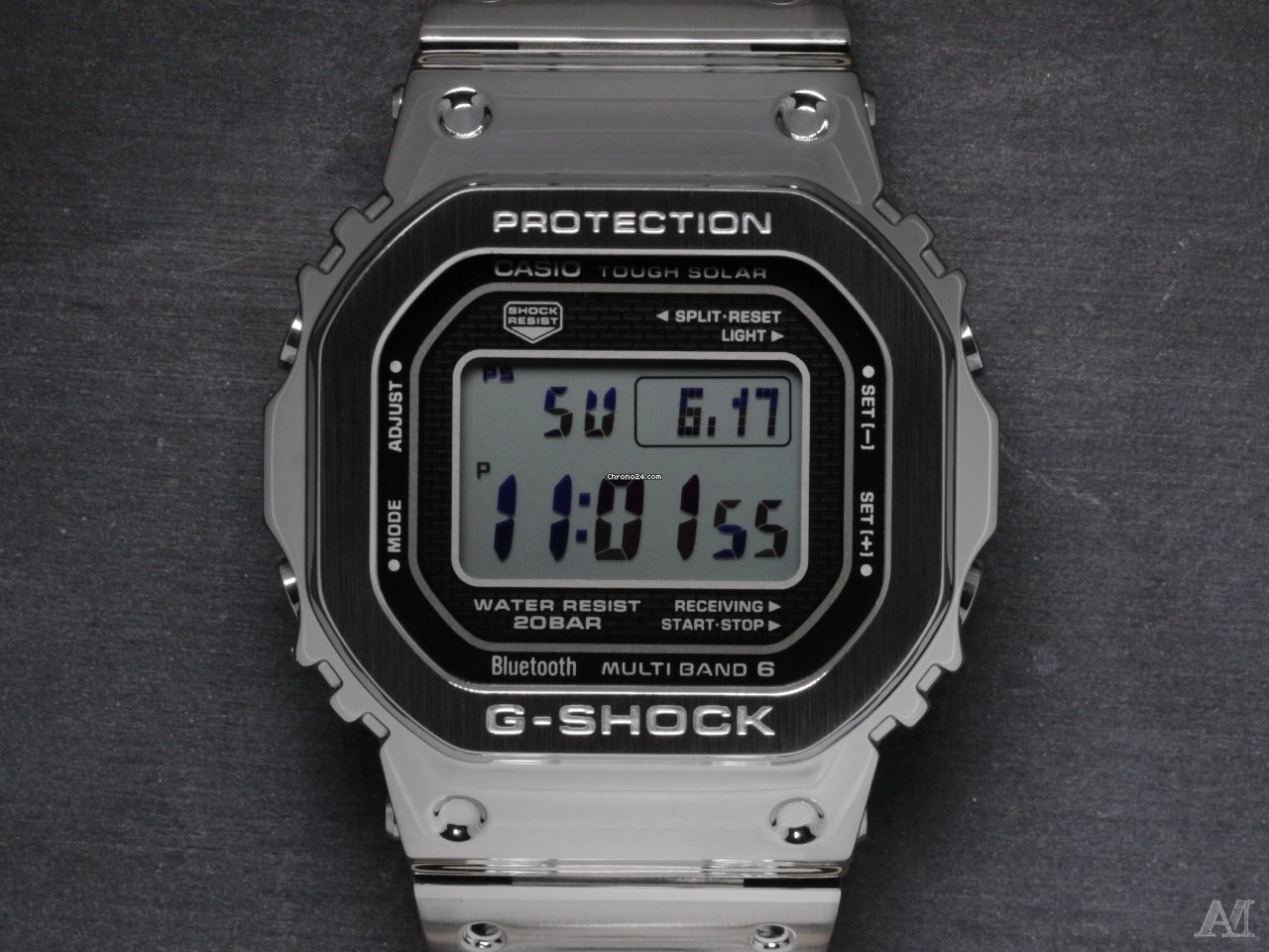 cf12c32eede Casio G-Shock Casio GMW-B5000D-1ER 35th Anniversary Full Metal for  688 for  sale from a Private Seller on Chrono24