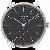 NOMOS Orion Neomatik Steel 38,50mm Blue