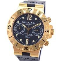 Hodinky Bulgari Diagono Žluté zlato  f3257780364