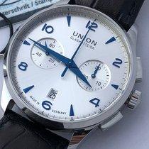 Union Glashütte Noramis Automatic Chronograph 42 Mm Ref D005.427