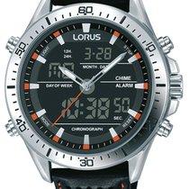 Lorus Stahl 46mm Quarz RW637AX9 neu Deutschland, Simmerath