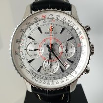 Breitling Montbrillant 01 pre-owned Steel