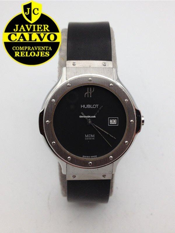 3d12a3c303e7 Relojes Hublot Acero - Precios de todos los relojes Hublot Acero en Chrono24