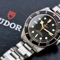 Tudor M79030N-0001 Stahl 2019 Black Bay Fifty-Eight 39mm gebraucht