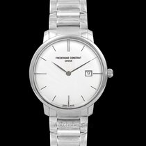 Frederique Constant Slimline Automatic Steel 40mm Silver United States of America, California, San Mateo