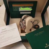 Rolex GMT-Master II Oro/Acciaio Nero Senza numeri Italia, Montemurlo
