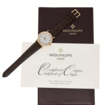 Patek Philippe Calatrava Rose gold United States of America, California, Los Angeles