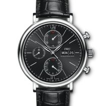 IWC Portofino Chronograph new 2019 Automatic Chronograph Watch with original box and original papers IW391008