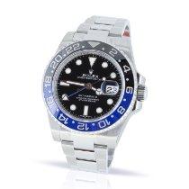 Rolex GMT-Master II neu 2018 Automatik Uhr mit Original-Box und Original-Papieren 116710BLNR