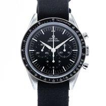 Omega Speedmaster Professional Moonwatch Сталь 40mm Чёрный