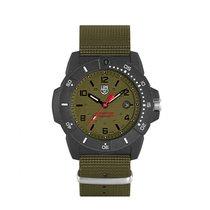 Luminox XS-3617 LUMINOX Sea Series Navy Seal Carbonox Verde 45mm новые