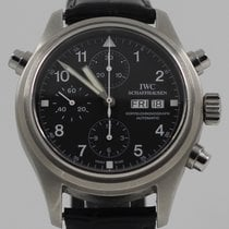 IWC Pilot Double Chronograph IW3713 2002 pre-owned