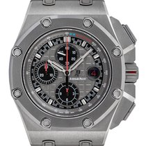 爱彼 Royal Oak Offshore Chronograph 钛 44mm 灰色